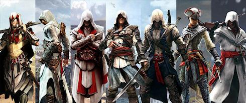 Ubisoft назвала Assassin's Creed самым продаваемым проектом