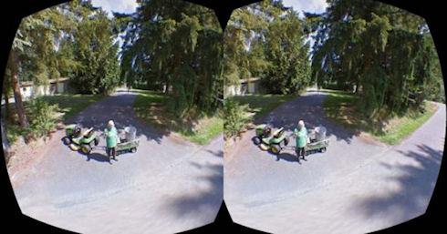Oculus Rift использовали для виртуальных путешествий по планете