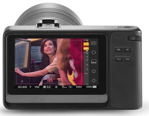 LytroIllum – обновленная камера Lytro с WiFi и процессором Snapdragon 801