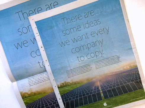 Samsung призвали сделать мир лучше, скопировав эту идею у Apple