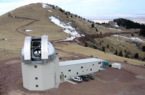 Телескоп NESSI готов к поиску экзопланет