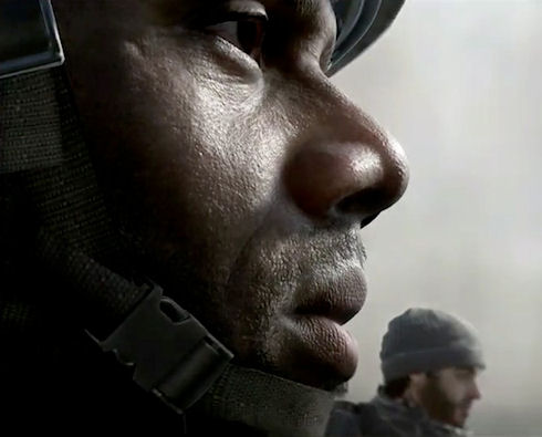 Опубликованы первые изображения сверхреалистичной Call of Duty