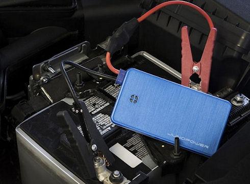Jumpr – зарядка для смартфонов и автомобилей