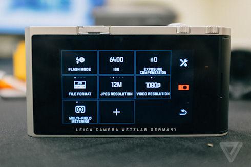 Юбилейная Leica T-System