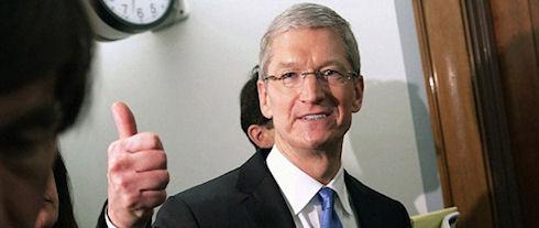 Продажи смартфонов Apple выросли на 16,8% благодаря популярности iPhone 4S