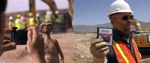 «Худшая видеоигра в истории» найдена на свалке в Нью-Мехико