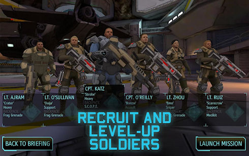 2K Games выпустила XCOM: Enemy Unknown для Android