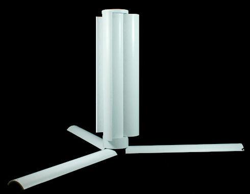 Trinity – персональный ветрогенератор для зарядки мобильных гаджетов