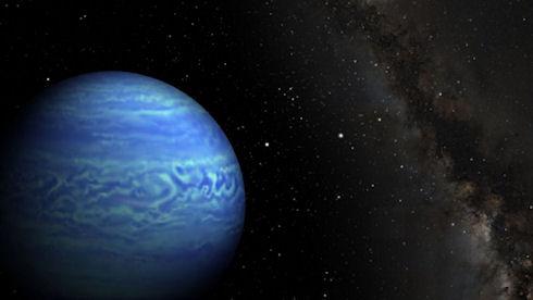 Астрономы обнаружили холодного соседа Солнечной системы