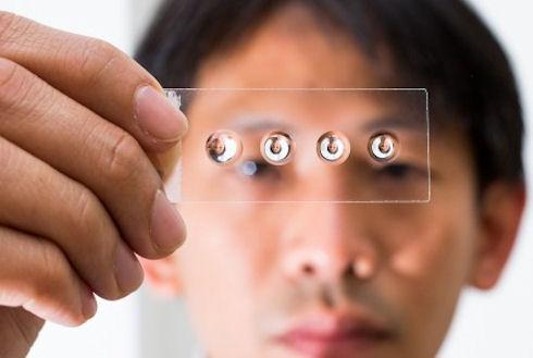 Droplet – новая технология «капельных» микроскопов