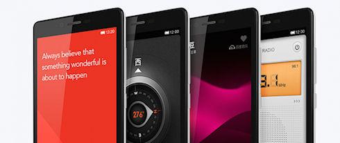 Xiaomi RedMiNote – сверхпопулярный китайский фаблет