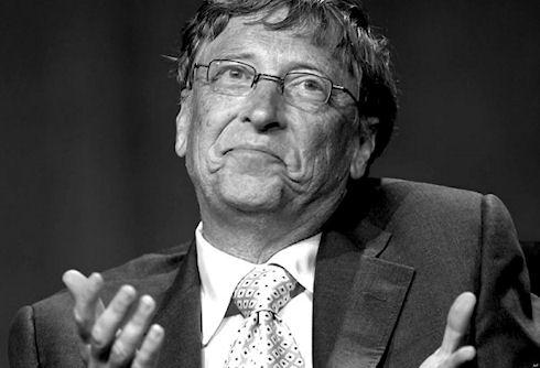 Бил Гейтс завершит продажу акций Microsoft к 2018 году