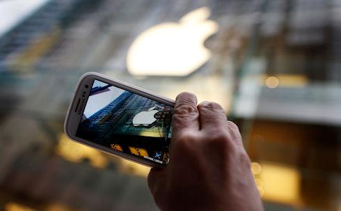 Apple выиграла очередной суд против Samsung