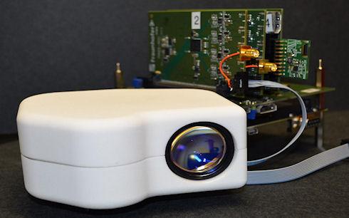 MARS – инновационный сканер сетчатки глаза