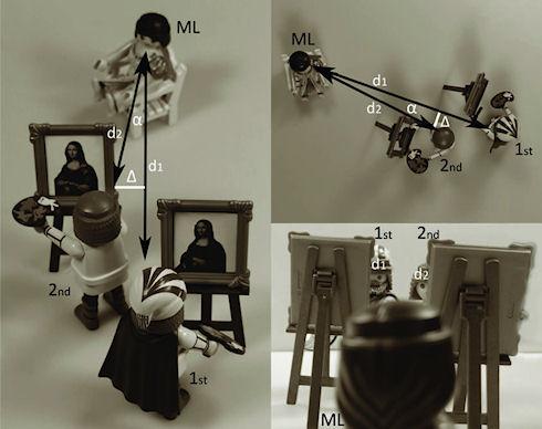 Леонардо да Винчи мог использовать «Мону Лизу» для создания первого 3D-изображения