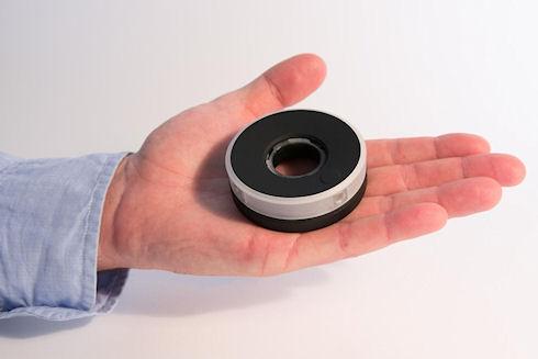 Centr – мини-камера для панорамной съемки в формате 4K