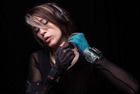 Музыкальная перчатка Mi.Mu