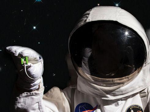 Космический конструкторский набор от NASA