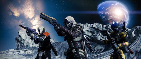 Activision Blizzard потратит на создание «Destiny» 500 млн долларов