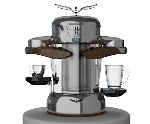 La Fenice – экономия энергии и непревзойденный вкус кофе