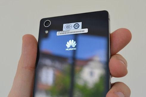 Huawei Ascend P7 – «серьезный» флагман из Китая