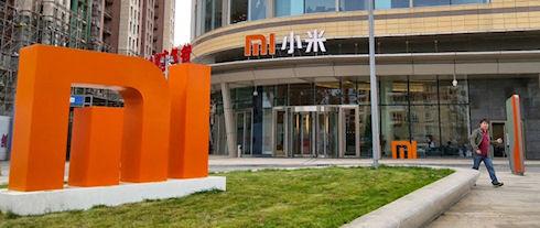 Xiaomi обходит Apple по популярности в Китае