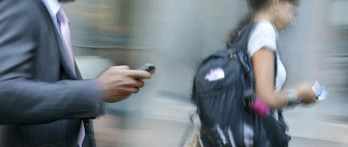 Тайвань может ввести штрафы для пешеходов с мобильниками
