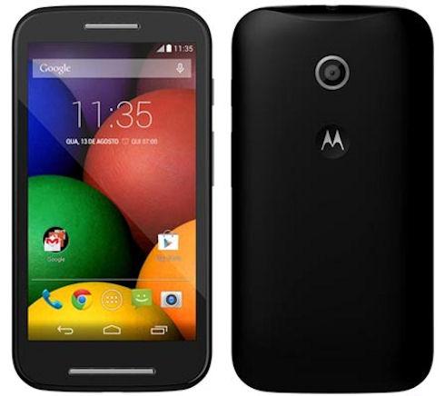 Смартфон Moto E – бюджетность ему к лицу