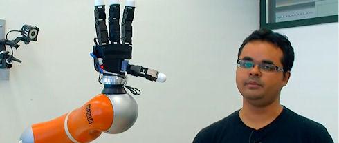 Создана самая «стремительная» роборука в мире