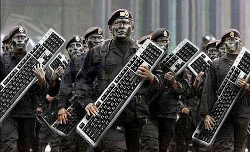 Российские кибервойска встанут на защиту информационной безопасности страны