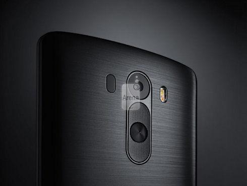 Флагманский смартфон LG G3 – прирожденный лидер!