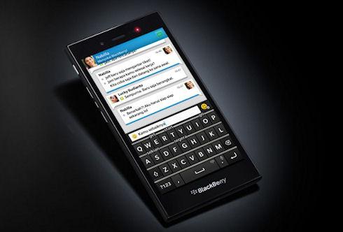BlackBerry Z3 Jakarta Edition — 200-долларовая «вещь»!