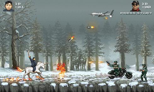 Лидер Северной Кореи Ким Чен Ын стал героем компьютерной игры