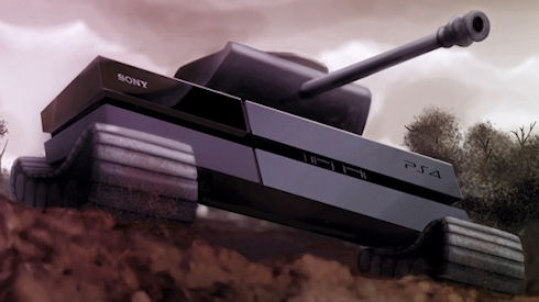 PlayStation 4 - абсолютный лидер продаж среди игровых консолей нового поколения