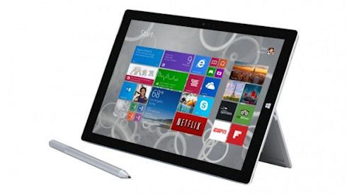 Surface Pro 3 – Microsoft выпустила «убийцу» ноутбуков