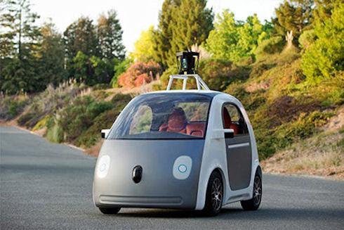 Автомобиль без водителя от Google появится в конце года