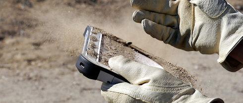 Panasonic Toughpad FZ-G1 – планшет, которому не страшны взрывы