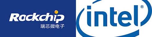 Intel и Rockchip стали партнерами