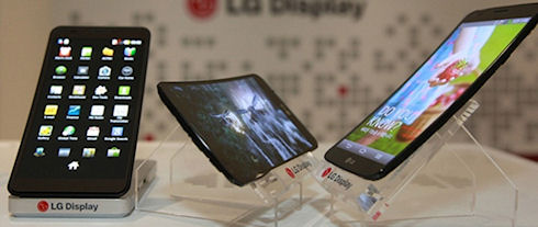 LG готовит к выпуску новые QHD-дисплеи