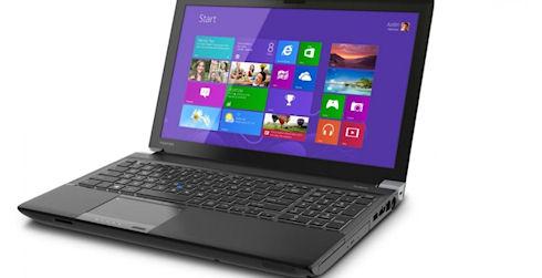 Toshiba Tecra W50 – мощный ноутбук с 4K-дисплеем