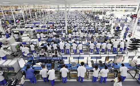 Google закрывает завод Motorola в США