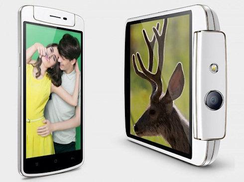 Oppo N1 Mini – «большой» младший брат