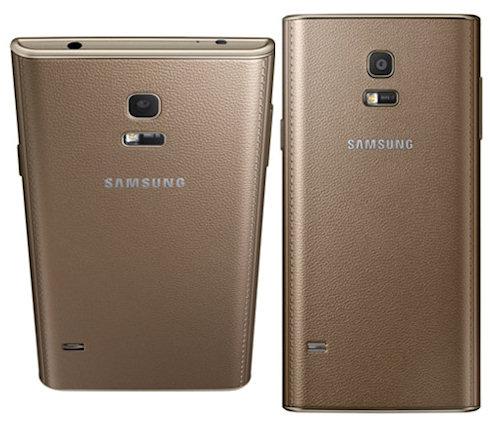 Samsung продемонстрировала первый смартфон на Tizen OS