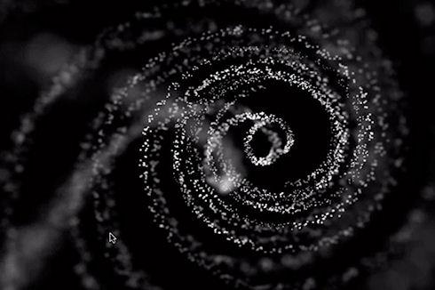 Pixie Dust – дисплей на звуковых волнах