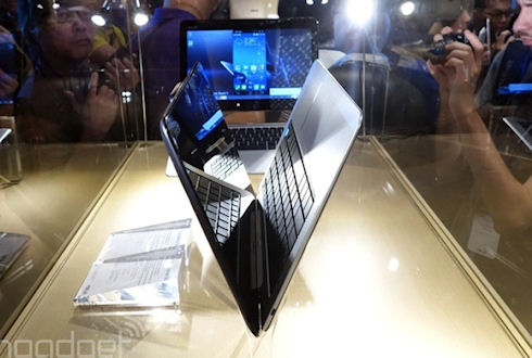 ASUS анонсировала новые гибридные компьютеры