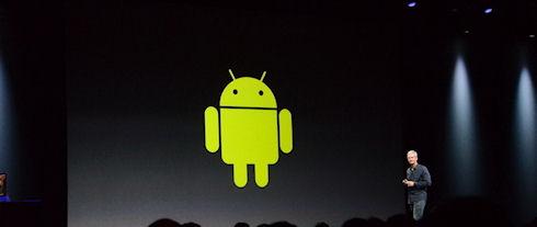 Тим Кук: Android лидирует по числу вредоносных программ