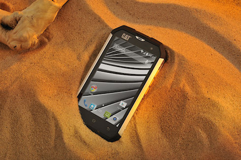 Caterpillar Cat B15Q – самый защищенный Android-смартфон