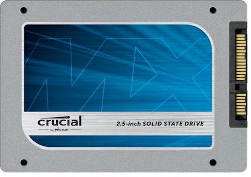 Доступный SSD-накопитель Crucial MX100