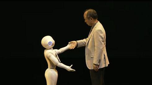 Pepper – робот, который умеет дружить
