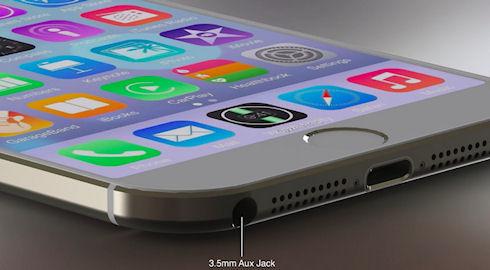 Очередной концепт iPhone 6 – под впечатлением от конференции Apple